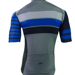 Jersey Navy Stripes